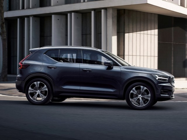 Volvo XC40 Named Top Safety Pick for 2019