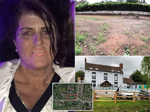 Families are being forced to shell out £100,000 for a plot of land to be rid of gypsy clan