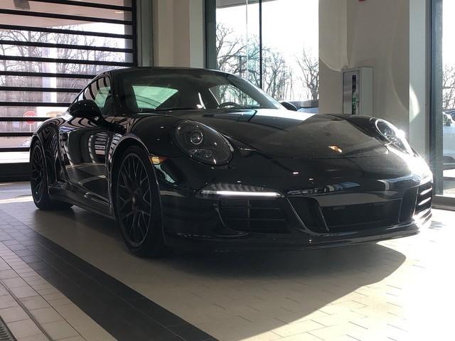 2016 Porsche 911--Carrera--GTS