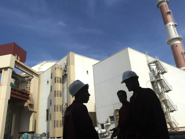 Iran is reducing some of its commitments to the nuclear deal as the US ramps up its military presence in the region