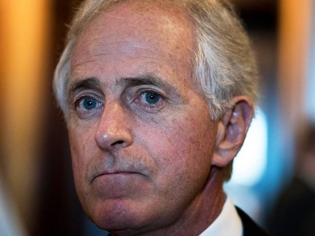 The Lonely War of Bob Corker