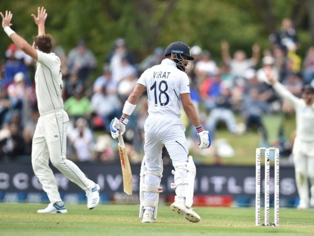 """Virat Kohli's Poor Form Continues, Faces Heat For """"Wasting"""" Review"""