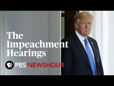 Watch live: House Judiciary Committee holds its first impeachment hearing