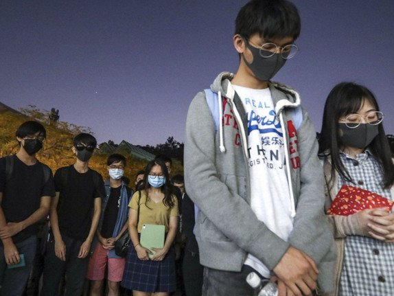 Hong Kong Student Dies From Injuries In First Fatality Linked To Protests