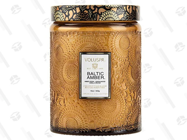 Baltic Amber Candles: Burn One For Your Homies (Or Home)