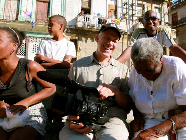 Filmmaker forges bond over decades in documentary 'Cuba and the Cameraman'