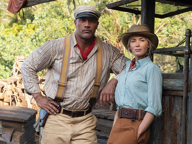 Box Office: 'Jungle Cruise' Earns $2.7 Million in Thursday Previews