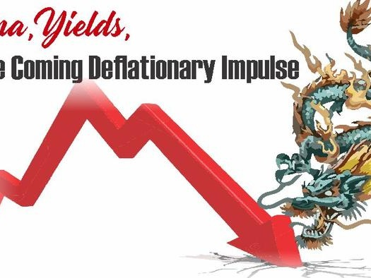 China, Yields, And The Coming Deflationary Impulse