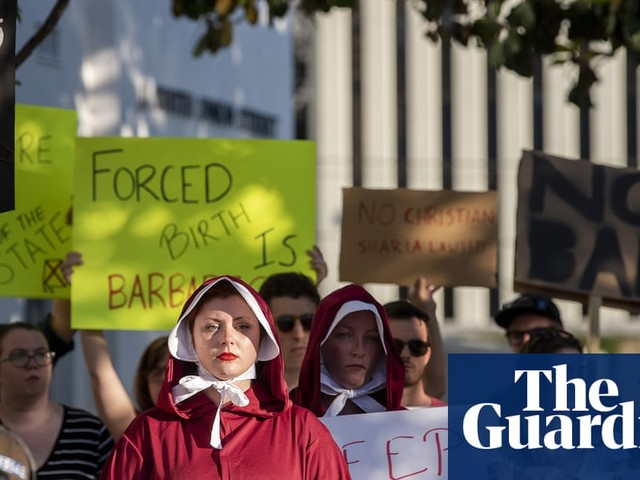 'We're in the fight of our lives': Alabama abortion law spurs lawsuits and protests