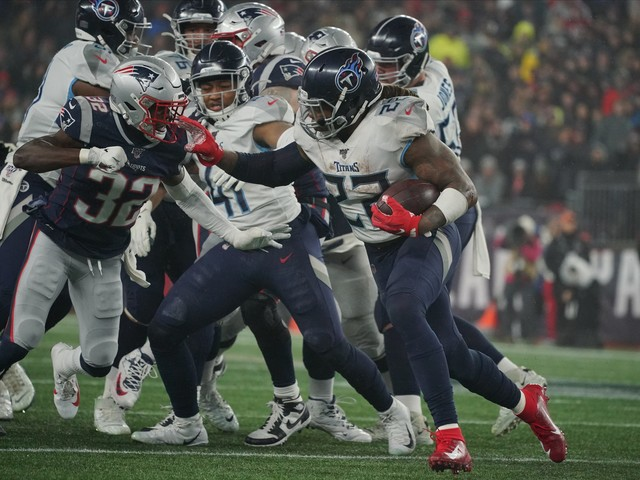 Opinion: Is the Titans' Derrick Henry the perfect NFL Playoff antidote to Lamar Jackson?