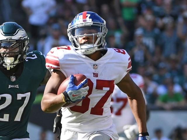 Sterling Shepard injury update: How to handle Giants WR vs. Broncos