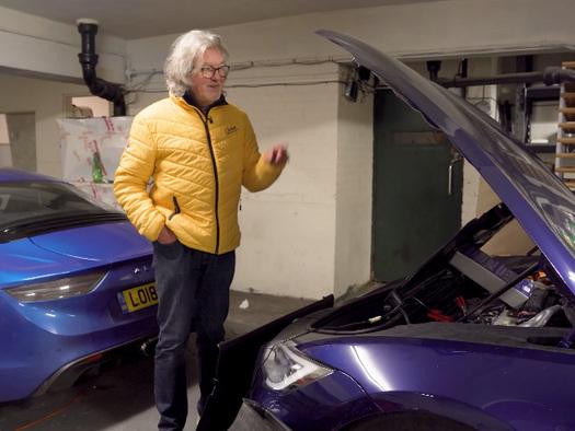 "Former Top Gear Host James MaySays His Tesla Model S Has ""Failed"""