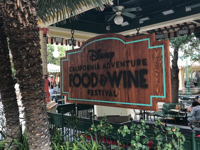 Event Tickets for 2020 Disney California Adventure Food & Wine Festival Are Now Available
