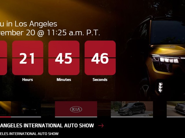 Kia Teases What Looks To Be The Seltos For The U.S.