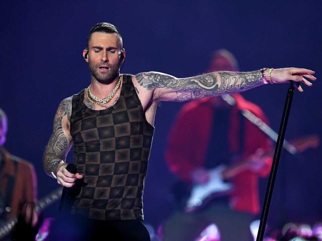 Even Travis Scott and SpongeBob aren't enough to save Maroon 5's Super Bowl halftime show