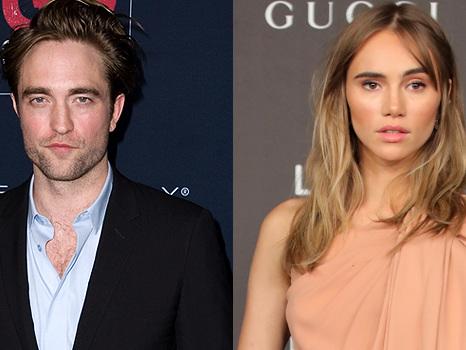 Robert Pattinson & Suki Waterhouse Spark Engagement Rumors As She Flaunts Ring On Wedding Finger