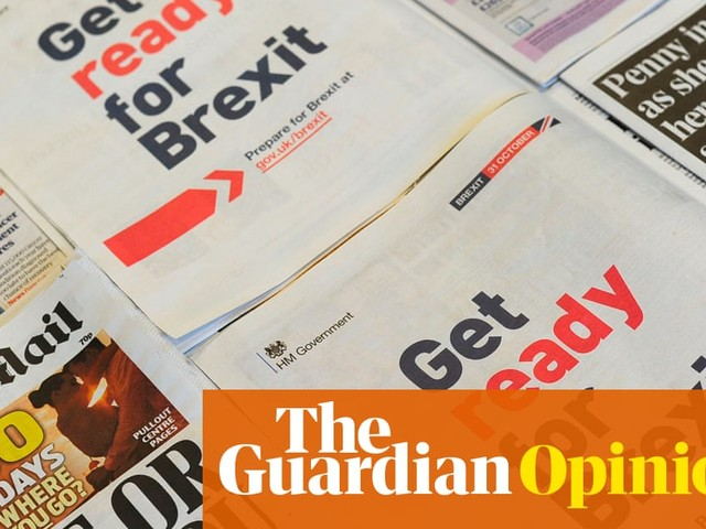 The UK press is reducing Brexit to a crude soap opera, ignoring the real story   Owen Jones