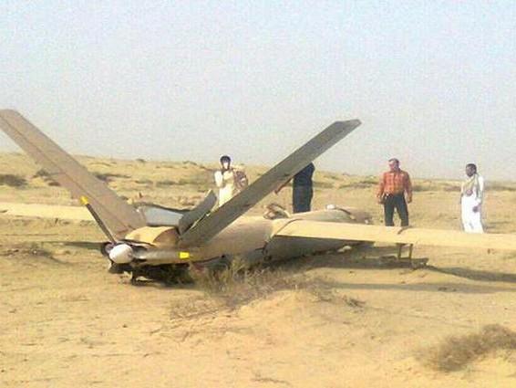 US Navy ShootsDown Iranian Drone Over Strait Of Hormuz; Iran Denies