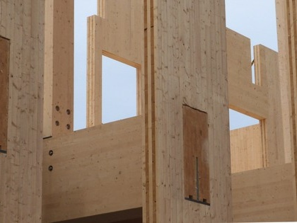 Is Cross-Laminated Timber the New Concrete?