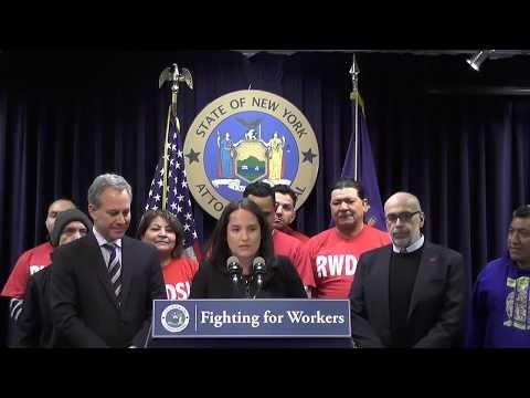 Schneiderman Anuncia Culpabilidad Y Convicciones De Tres Empresas De Construction De Queens Por No Pagar a 150 Trabajadores Más De $370,000 En Salarios