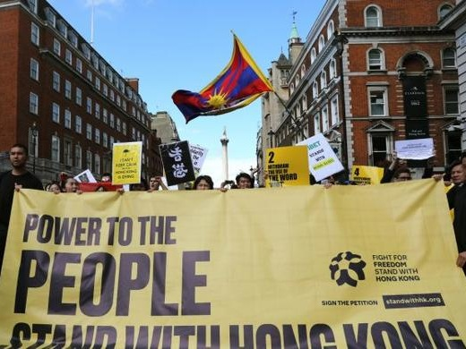 Will Europe Punish China If Xi Crushes Hong Kong?