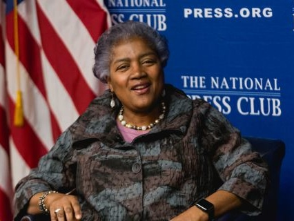 Former DNC Chair Donna Brazile Is Taking Her Talents To Fox News