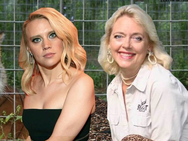 "Kate McKinnon Is Carole Baskin in Scripted ""Tiger King"" TV Show"