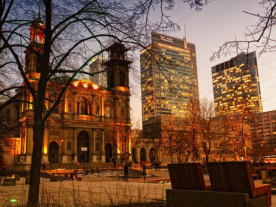 American – $530: Philadelphia – Warsaw, Poland. Roundtrip, including all Taxes