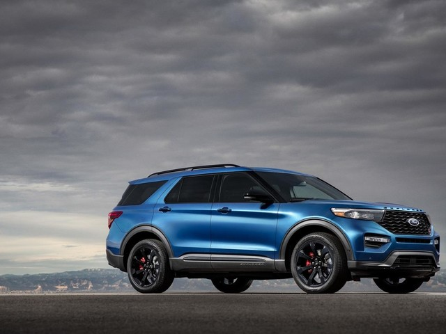 2020 Ford Explorer ST does well in first video review