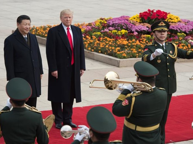 China Is Going on the Diplomatic Offensive While America Sits on the Sidelines