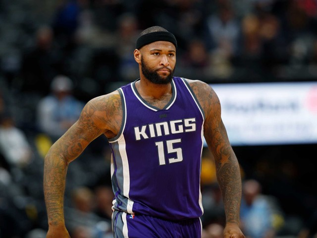 Kings announcer resigns after tweeting 'All Lives Matter' at DeMarcus Cousins