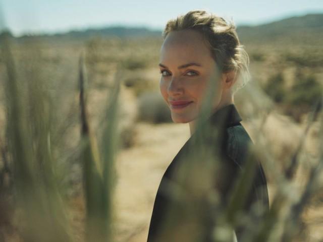 Karl Lagerfeld names Amber Valletta sustainability ambassador