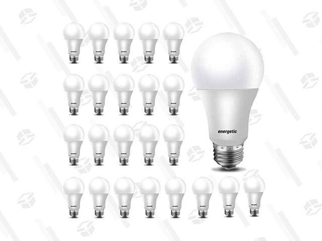 Lights Out? Get 24 LED Light Bulbs Less Than $1 Each