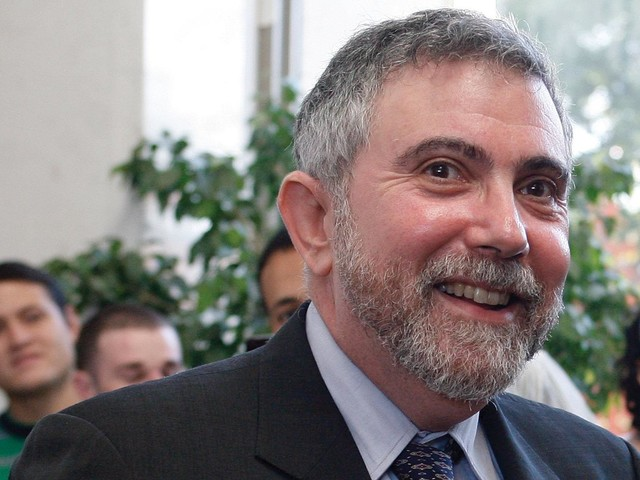 Paul Krugman on Economic Policy Issues in 2020