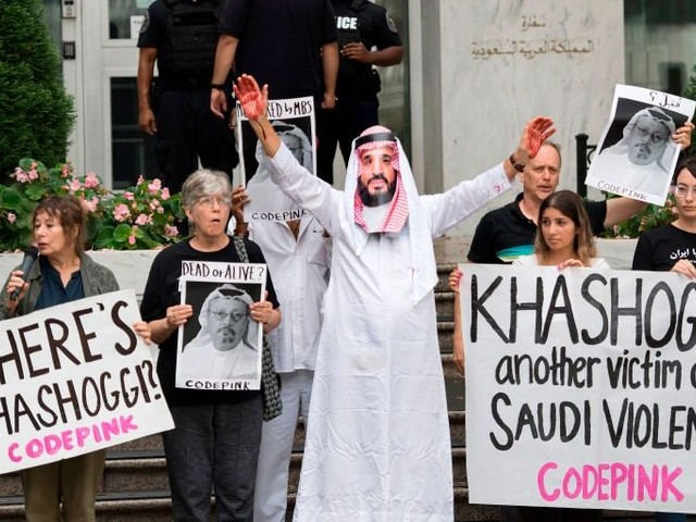 Senators are now confident that Crown Prince Mohammed bin Salman was 'complicit' in Jamal Khashoggi's murder