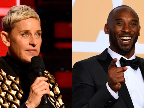 Ellen DeGeneres Breaks Down In Tears As She Pays Tribute To Kobe Bryant: 'Life Is Short & It's Fragile'