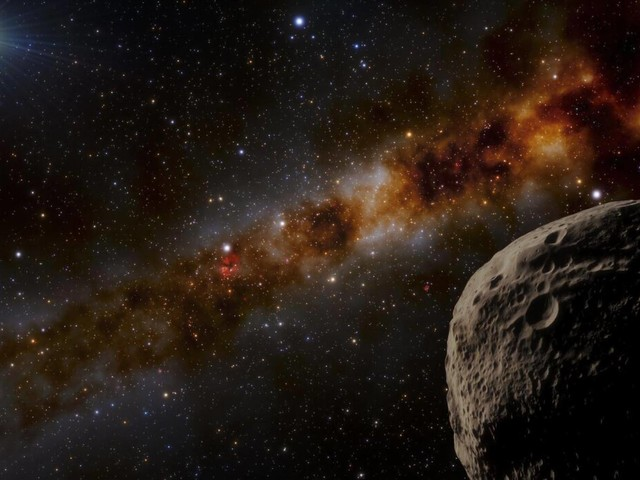 Astronomers discovered our Solar System's most-distant object – and gave it the laziest name ever