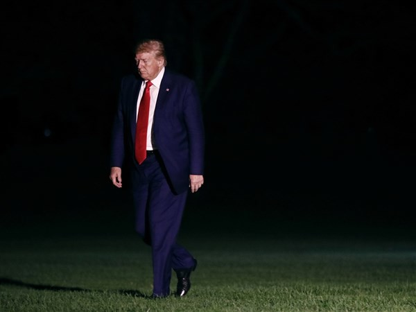 Appeals court rules House should get Trump's financial records