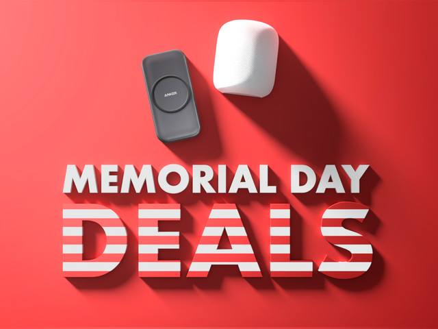 Memorial Day Deals: Shop the Best Apple Accessory Sales From Twelve South, eBay, Anker, Mophie, and More