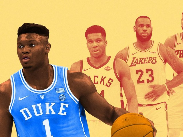 Zion Williamson Could Be the Next Great NBA Point Center