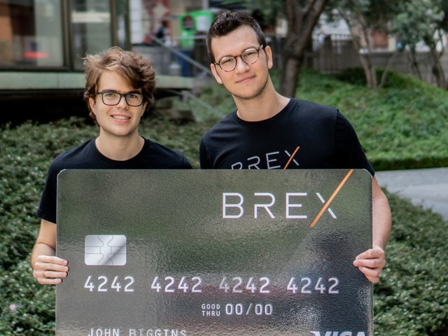 Brex launches a new cash management account to nab more of the traditional lenders' market share