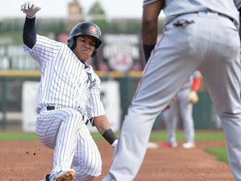 Yankees Prospect Thairo Estrada Shot In Hip In Venezuela