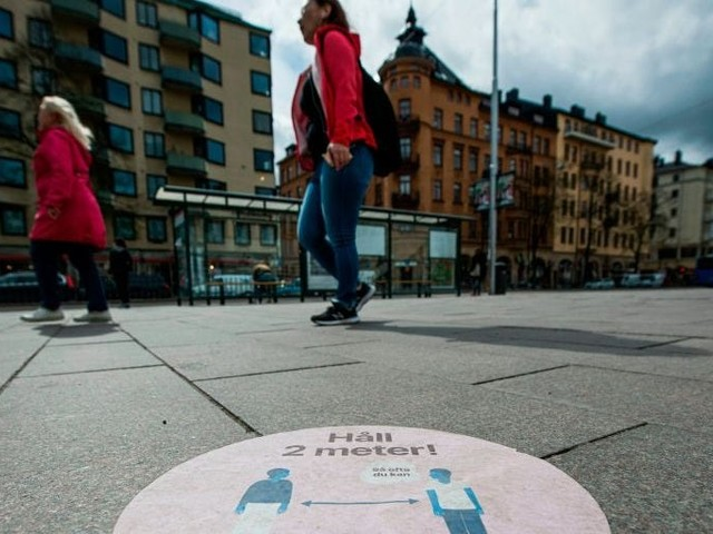 Sweden recorded the most coronavirus deaths in Europe per capita over the past week, according to Oxford data