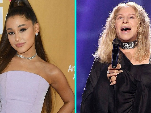 Ariana Grande Fangirls After Performing With Barbra Streisand: 'Best Night of My Life'