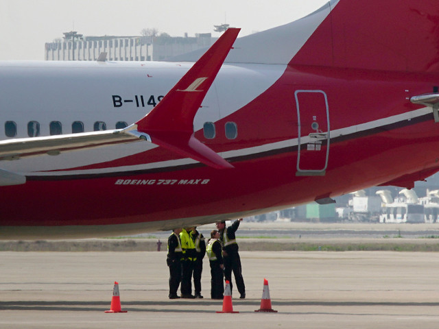 The Boeing 737 Max somehow has even more problems than we thought