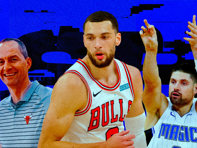 The Bulls are finally acting like a big market team again
