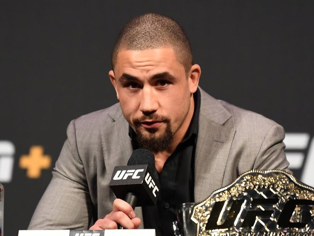 Whittaker is a 'huge fan' of Khabib Nurmagomedov, says 'no one can stop him'