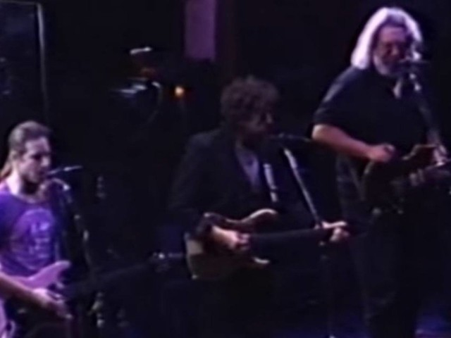Bob Dylan Performs With The Grateful Dead At Madison Square Garden On This Date In 1994