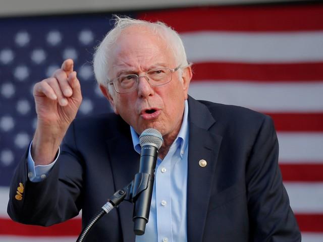 Bernie Sanders says 'billionaires shouldn't exist' as he rolls out a wealth tax plan that's even more aggressive than Elizabeth Warren's