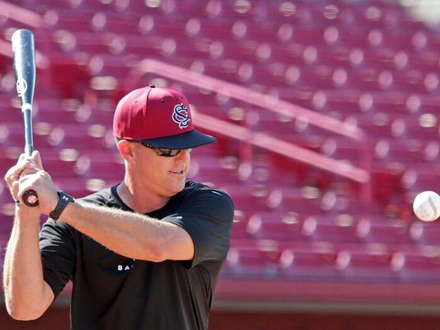 Gamecocks baseball hires new assistant